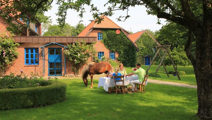 Ferienwohnungen und Ferienhäuser in Osterbyholz